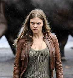 Tracy Spiridakos in Revolution - TV's best new show