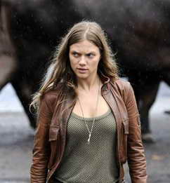 Tracy Spiridakos in Revolution - TV's best new show