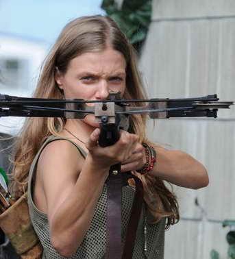 Tracy Spiridakos in Revolution