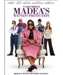 Tyler Perry's Madea's Witness Protection on DVD