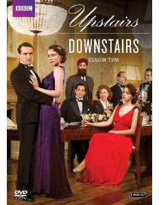 Upstairs Downstairs Season 2 on DVD