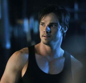 a production still of Jay Ryan in Beauty and the Beast