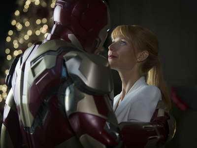 an Iron Man 3 movie still
