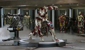 an Iron Man 3 movie still F