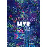Coldplay Live 2012 on CD & Blu-Ray