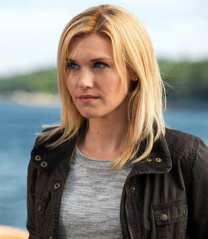 Emily Rose in Haven on Syfy