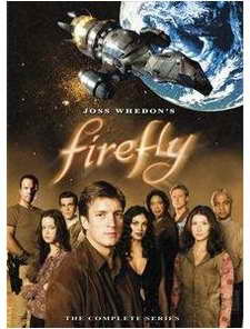 """Firefly"" TV series from Joss Whedon"