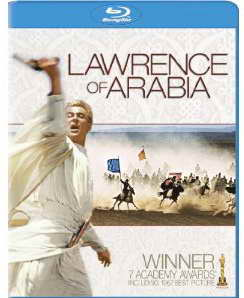 Lawrence of Arabia on blu-ray
