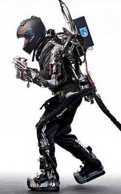 Raytheon XOS exoskeleton product