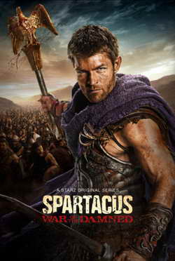 Spartacus War of the Damned on Starz