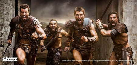 Spartacus War of the Damned season 3 premiere date