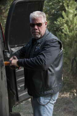Ron Perlman in Sons of Anarchy