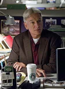 production still of Mark Harmon in NCIS