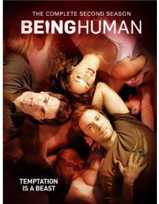 Being Human Season 2 on DVD