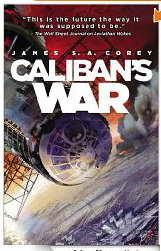 Caliban's War - The Expanse book series