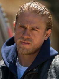 Charlie Hunnam in Sons of Anarchy Jax Teller