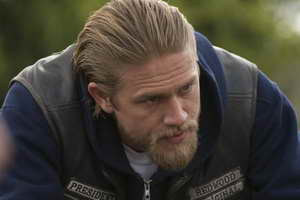 Charlie Hunnam in Sons of Anarchy season 5 finale