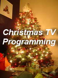 Christmas TV Special Programming