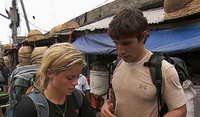 Dating couple from The Amazing Race