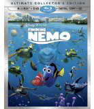 Finding Nemo on 3D blu-ray