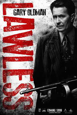 Gary Oldman in 2012's Lawless movie