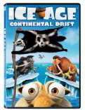Ice Age Continental Drift on DVD