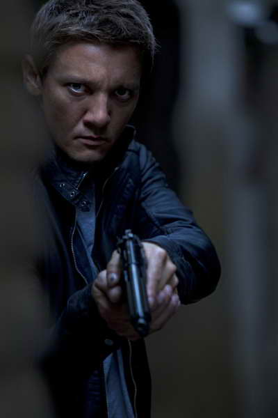 Jeremy Renner in The Bourne Legacy movie review