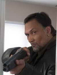 Jimmy Smits in Sons of Anarchy as Nero