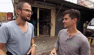 Josh and Brent, winners of The Amazing Race season 21