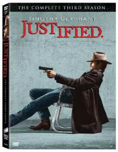Justified Season 3 on DVD