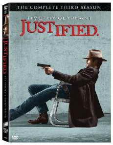 Justified Season 3 on DVD