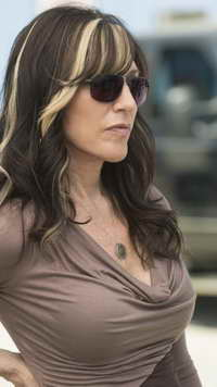 Katey Sagal in Sons of Anarchy as Gemma