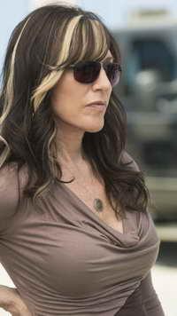 Katey Sagal in Sons of Anarchy as Gemma