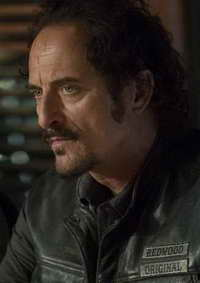 Kim Coates in Sons of Anarchy as Tig