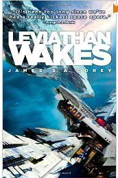 Leviathon Wakes - The Expanse, a book review