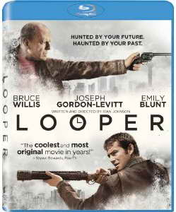 Looper on Blu-ray