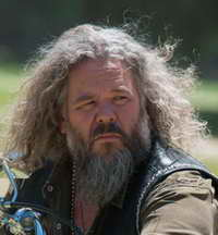 Mark Boone in Sons of Anarchy as Bobby