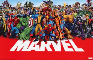 Marvel Universe - Spider-Man, Iron Man, Wolverine, X-Men and more