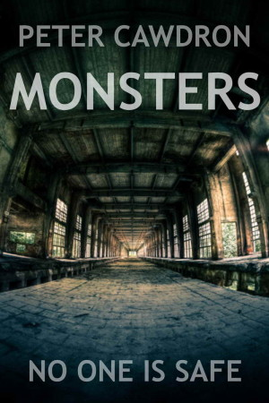 Monsters by Peter Cawdron, a book review