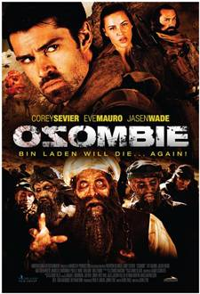 Osombie DVD Movie Review