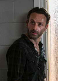 Rick Grimes in The Walking Dead