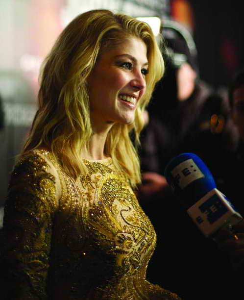 Rosamund Pike at Madrid Spain Jack Reacher Premiere 104