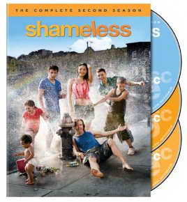 Shameless The Complete Second Season on DVD