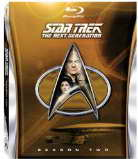 Star Trek The Next Generation on Blu-ray