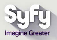 Syfy Channel logo TV news