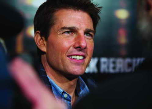 Tom Cruise at Madrid Spain Jack Reacher Premiere 103
