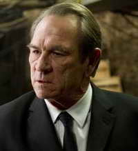 Tommy Lee Jones in Men in Black 3