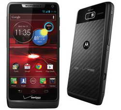 Verizon Wireless RAZR M smartphone