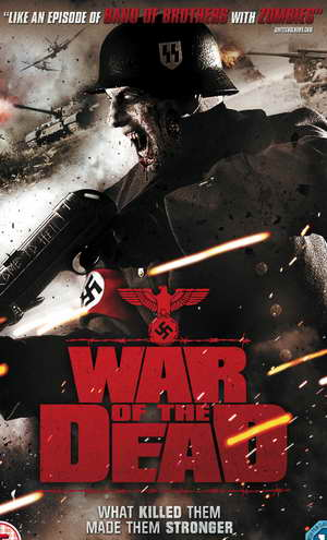 War of the Dead promo art