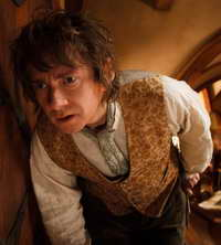 Martin Freeman in The Hobbit An Unexpected Journey